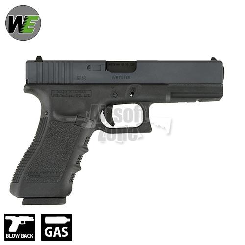G18C Gen4 Full Auto Pistol GBB WE